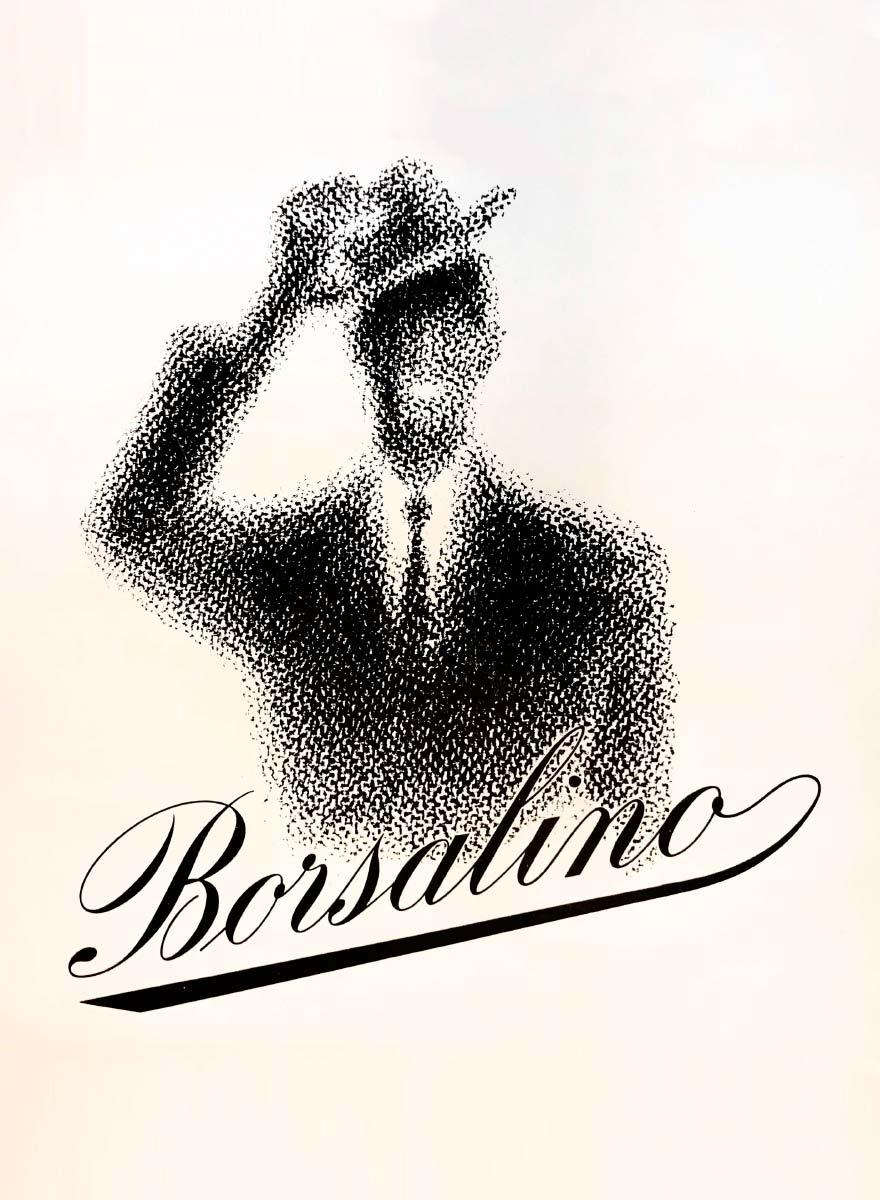 Poster Borsalino