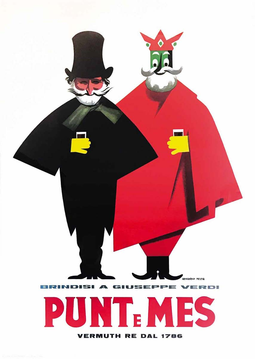 Poster Punt e Mes